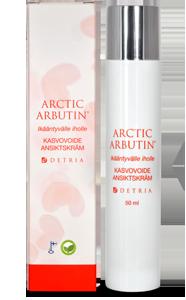 arctic-arbutin-kasvovoide