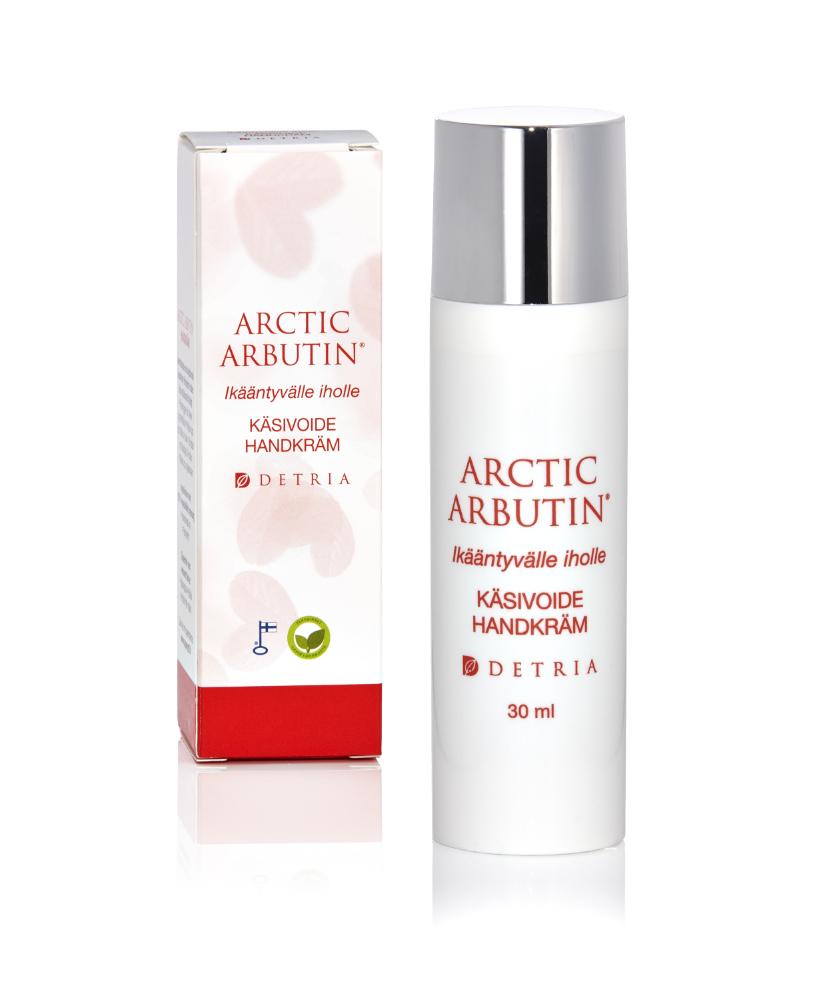 Detria Arctic Arbutin Käsivoide Detriashop