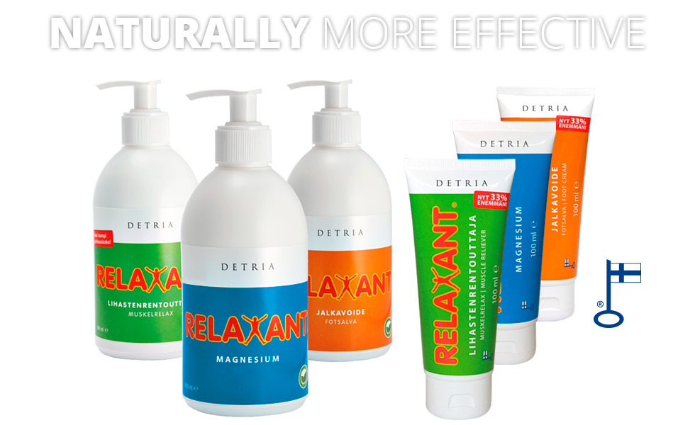 Relaxant Naturally more effective