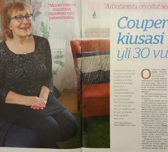 Terveyshymy 11 2017 Marjaana Siivola Detria Arbutin
