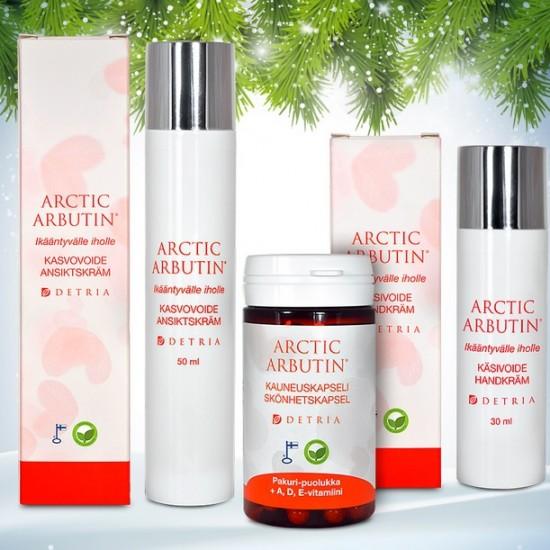 Terve joulukuu 2015 Arctic Arbutin