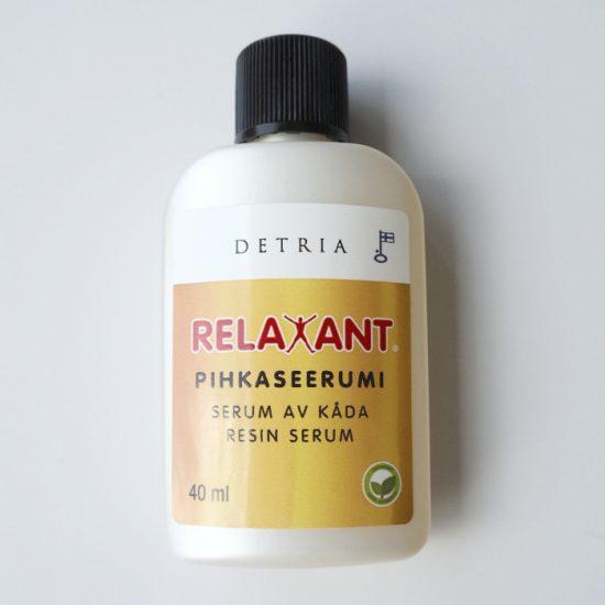 Keyword Love 5.7.2016 Relaxant Pihkaseerumi