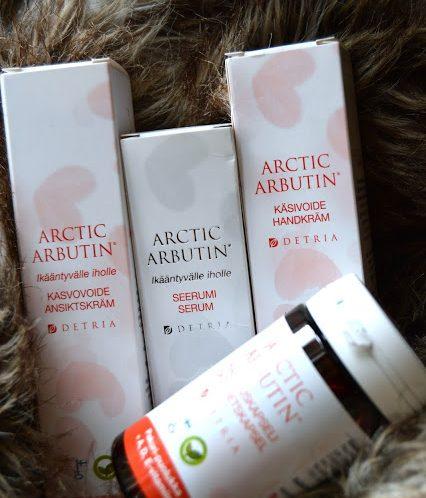 Luomutsi 9.8.2016 Arctic Arbutin