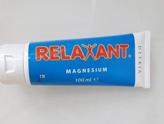 @fitkrista 18.10.2016 Relaxant Magnesium