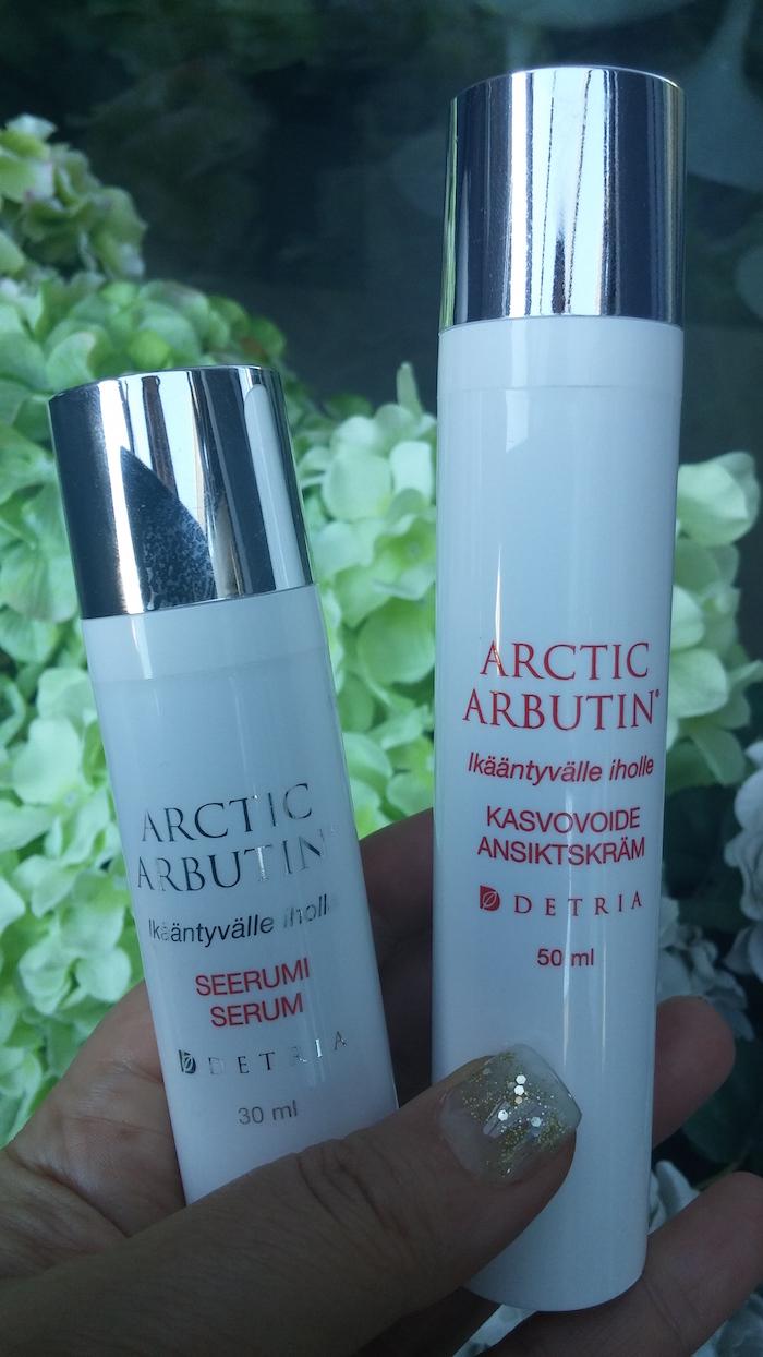 Cin Cin 17.12.2016 Arctic Arbutin