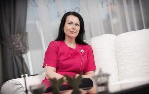 Sirpa Kuokkanen Detria Arbutin Terveys-Hymy 7 2017