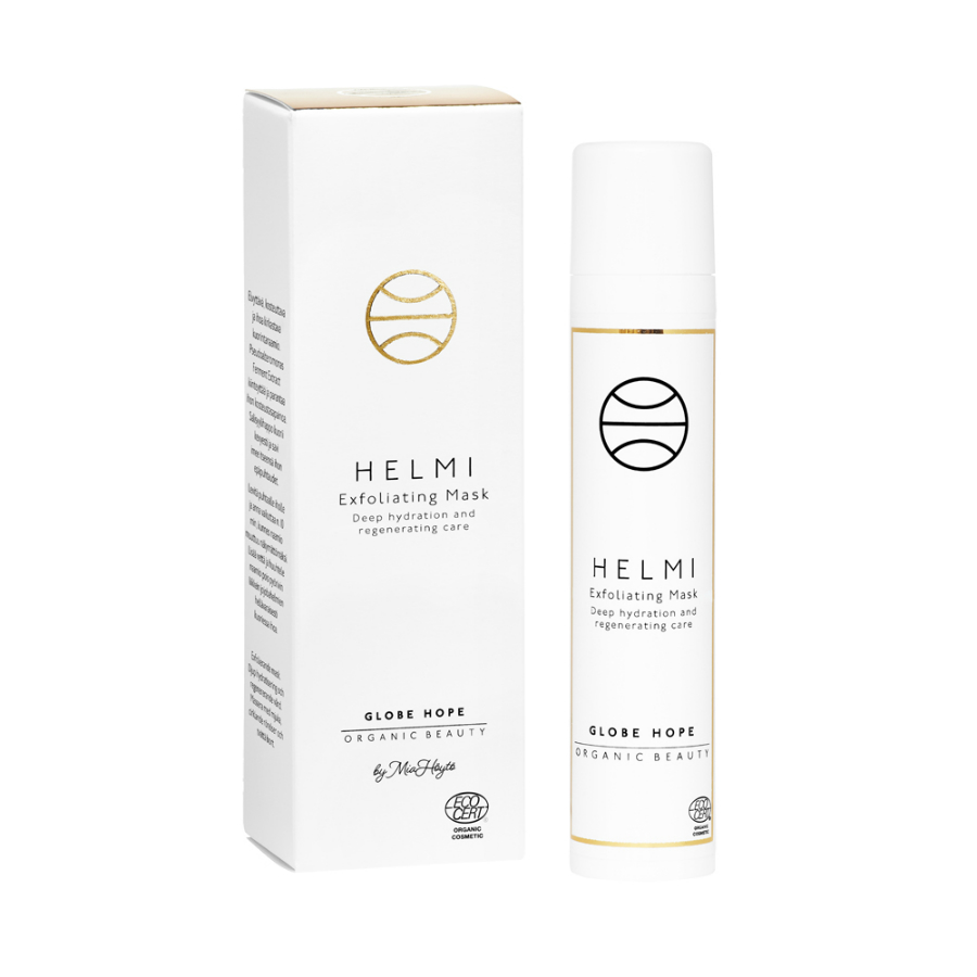 Globe Hope Organic Beauty by Mia Höytö HELMI
