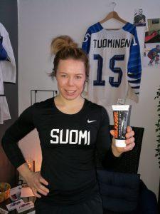 Minttu Tuominen Relaxant Magnesium Black Ice